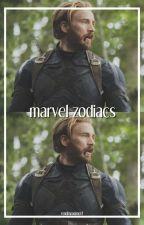 marvel » zodiacs by voidmaximoff