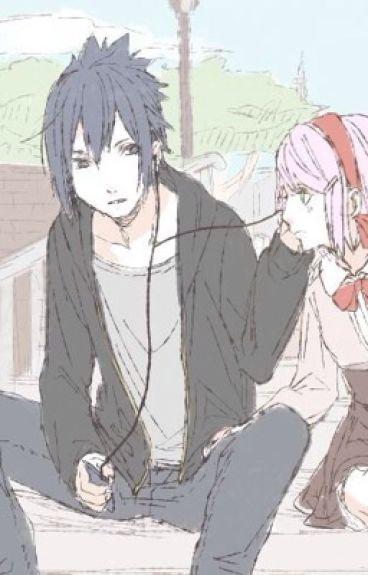 (Sasusaku fanfic) Hoa anh đào bé nhỏ
