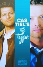 Castiel is the type || Ángel || by QueenOfHellhounds