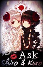 PriPara~ Ask Shiro & Kuro by JanArceus