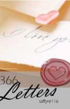 366 Letters by saffyre116