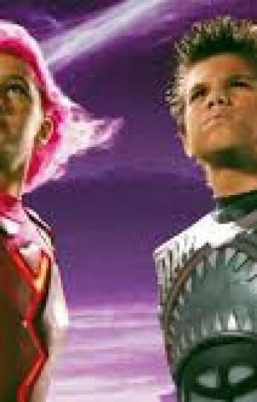 Sharkboy And LavaGirl And SharkGirl?!