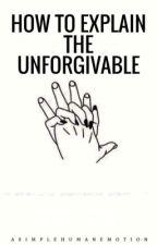 how to explain the unforgivable // tyler joseph by hamiltwink