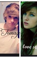 The Teenage Love Story by jazziepooh