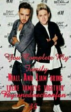 You Complete My Family by onedirectionfan35
