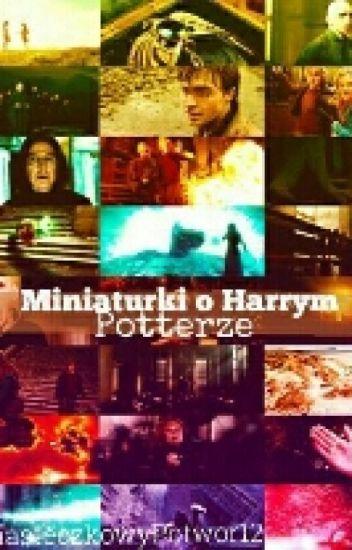 Miniaturki o Harrym Potterze ❌