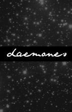 Daemones. by SaadakoX