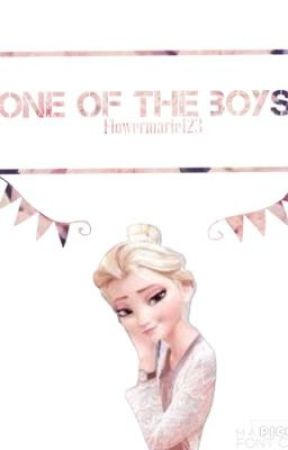One of the boys - jelsa (short story) by flowermarie123