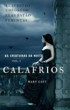 AS CRIATURAS DA NOITE  by MaryCast11