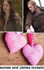 Renesmee and James love story by JasmineGilley21