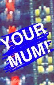 My mum by cupcakesandkittys