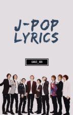 J-Pop Lyrics by carizz_1619