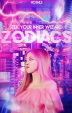 zodiacs - harry potter by -BYUNSBITCH