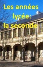 Les années lycée: la seconde by meeko34