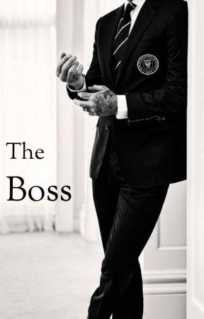 The Boss [LGBT] by ktshakespeare