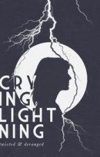 Crying Lightning by -TeenSpirit-