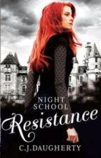 Кристи Доэрти.Ночная Школа. Сопротивление.4 часть. by Anna4445