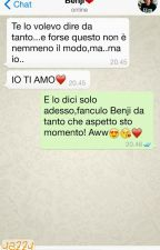 Whatsapp-Benji & Fede by SilviaGiordani8