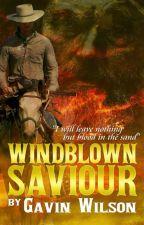 Windblown Saviour by TheOrangutan
