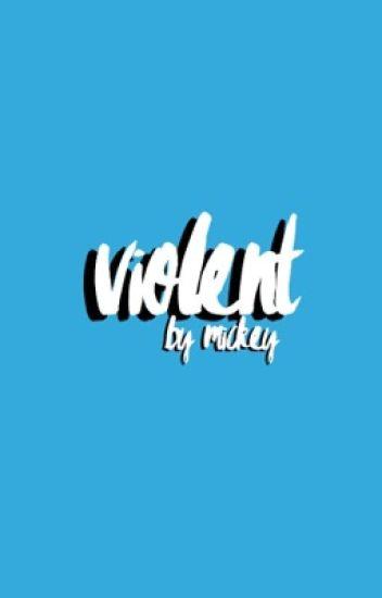 violent (ziam mpreg)