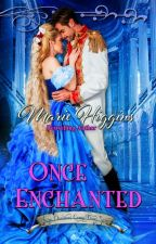 Once Enchanted (Rapunzel) by MarieHiggins