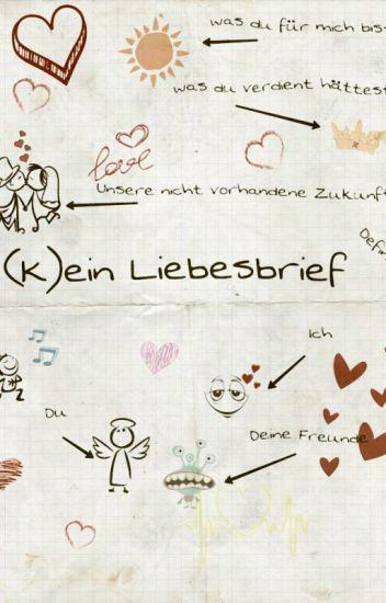 (K)ein Liebesbrief