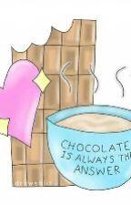 Le Chocolat Est Mon Meilleur Ami by Migii_