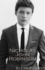 Nicholas John Robinson by LyahFasheer
