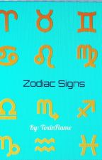 Zodiac Signs by ToxinFlame