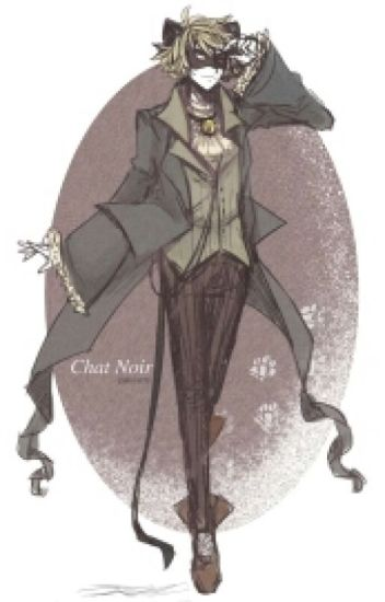 Chat Noir X Reader A Half Robot /DISCONTINUING/