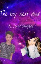 The boy next door//Jacob Sartorius by Jennie32502