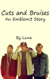 Cuts and Bruises (An Emblem3 Story) by adreamyreality