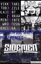 Sidemen One Shots/ Preferences by Abbyyyy04