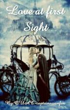 Love At First Sight(Captain Swan) by OUAT-captainswanfan