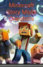 Minecraft Story Mode Oneshots by DaphneBoyden