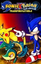 Sonic-X Pokémon : Series 1 by Transformation-S