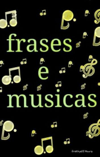 Frases E Músicas