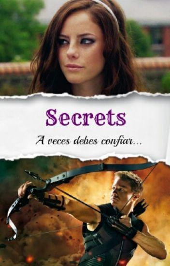 SECRETS ||Clint Barton|| Vengadores