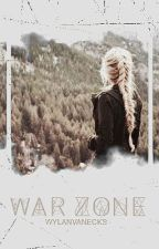 WAR ZONE → bellamy blake, raven reyes [3] by wylanvanecks