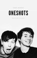 Oneshots | Phan by starrysunrises