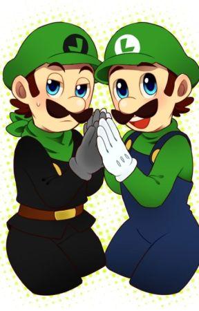 Luigi Gets Possessed Again And Again And Again