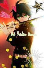 Ask yuichiro Amane by ll_Yuu_ll