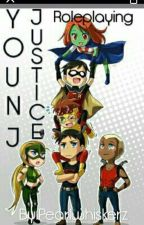 Young Justice RolePlay  by KittyHasSkittles