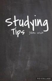Studying tips #Wattys2016 by Jillian_Nicole349
