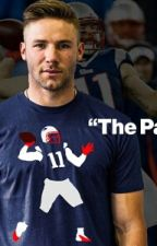 Julian Edelman Imagines by Liz10103