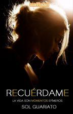 Recuérdame. by SolGuariato