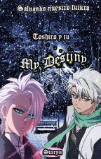 Hitsugaya Toshiro & tú; SnF: My Destiny by Staryu