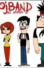 Grojband Growing Up by TacCimsoc