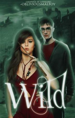WILD ˚H. POTTER ✓  by -obliviousmalfoy
