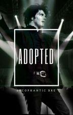 Adopted By Gerard Way  by BrieEvie